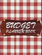 Budget Planner Book