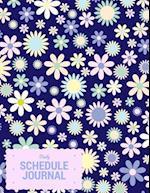 Daily Schedule Journal