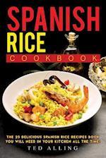 Spanish Rice Cookbook