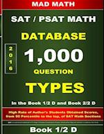 Book 1-2 D Redesigned SAT Math Database