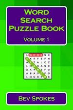 Word Search Puzzle Book Volume 1