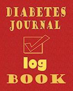 Diabetes Journal Log Book