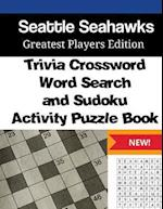 Seattle Seahawks Trivia Crossword, Wordsearch and Sudoku Activity Puzzle Book