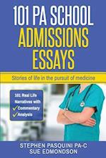 101 Pa School Admissions Essays