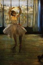 ''Dancer Posing'' by Edgar Degas - 1878 af Ted E. Bear Press