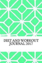Diet and Workout Journal 2017