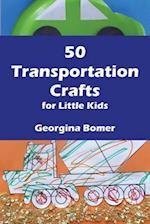 50 Transportation Crafts for Little Kids
