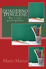 Quaderno D'Inglese