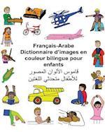 Francais/Arabe Dictionnaire D'Images En Couleur Bilingue Pour Enfants