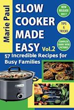 Slow Cooker Made Easy (Vol.2)