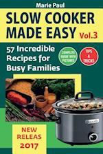Slow Cooker Made Easy (Vol.3)