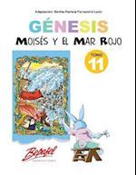 Genesis-Moises y El Mar Rojo-Tomo 11
