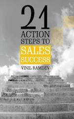 21 Action Steps to Sales Success