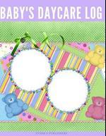 Baby's Daycare Log