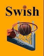 Swish College Ruled Notebook-Orange
