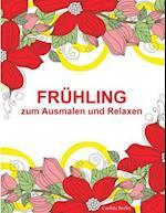Fruhling - Zum Ausmalen Und Relaxen