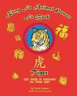 Kung Fu Animal Power Fu Book Tiger
