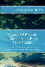 Quick SAP Basic Introduction End User Guide