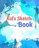 Kid's Sketch Book