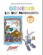 Genesis-Los Diez Mandamientos-Tomo 12