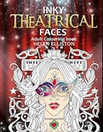Inky Theatrical Faces