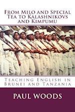 From Milo and Special Tea to Kalashnikovs and Kimpumu