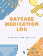 Daycare Medication Log