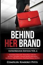 Behind Her Brand