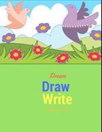 Dream Write and Draw