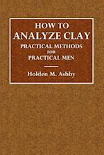How to Analyze Clay