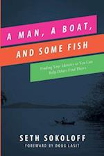 A Man, a Boat, and Some Fish