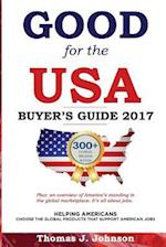 Good for the USA Buyer's Guide 2017