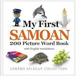 My First Samoan 200 Picture Word Book