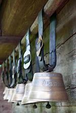 A Collection of Brass Metal Cowbells Journal
