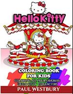 Hello Kitty Coloring Book for Kids