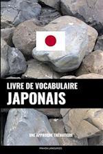 Livre de Vocabulaire Japonais