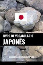 Livro de Vocabulario Japones