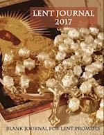 Lent Journal 2017
