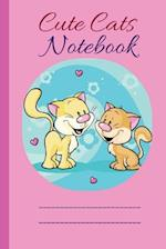 Cute Cats Notebook
