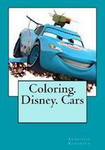 Coloring. Disney. Cars