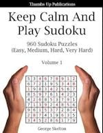 Keep Calm and Play Sudoku