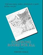 Coloring Books for All Cats