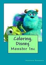 Coloring.Disney.Monster Inc