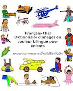 Francais-Thai Dictionnaire D'Images En Couleur Bilingue Pour Enfants