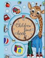Children Time Book