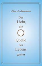 Das Licht, Die Quelle Des Lebens - Band 11