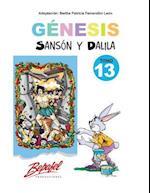 Genesis-Sanson y Dalila-Tomo 13