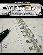 Walking Dead Daily Planner and Puzzle Book