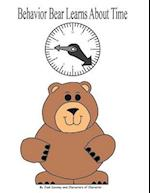 Behavior Bear Learns about Time