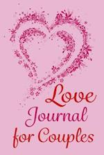 Love Journal for Couples Diary